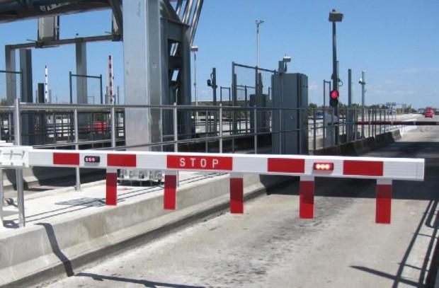 barrière à l'entrée