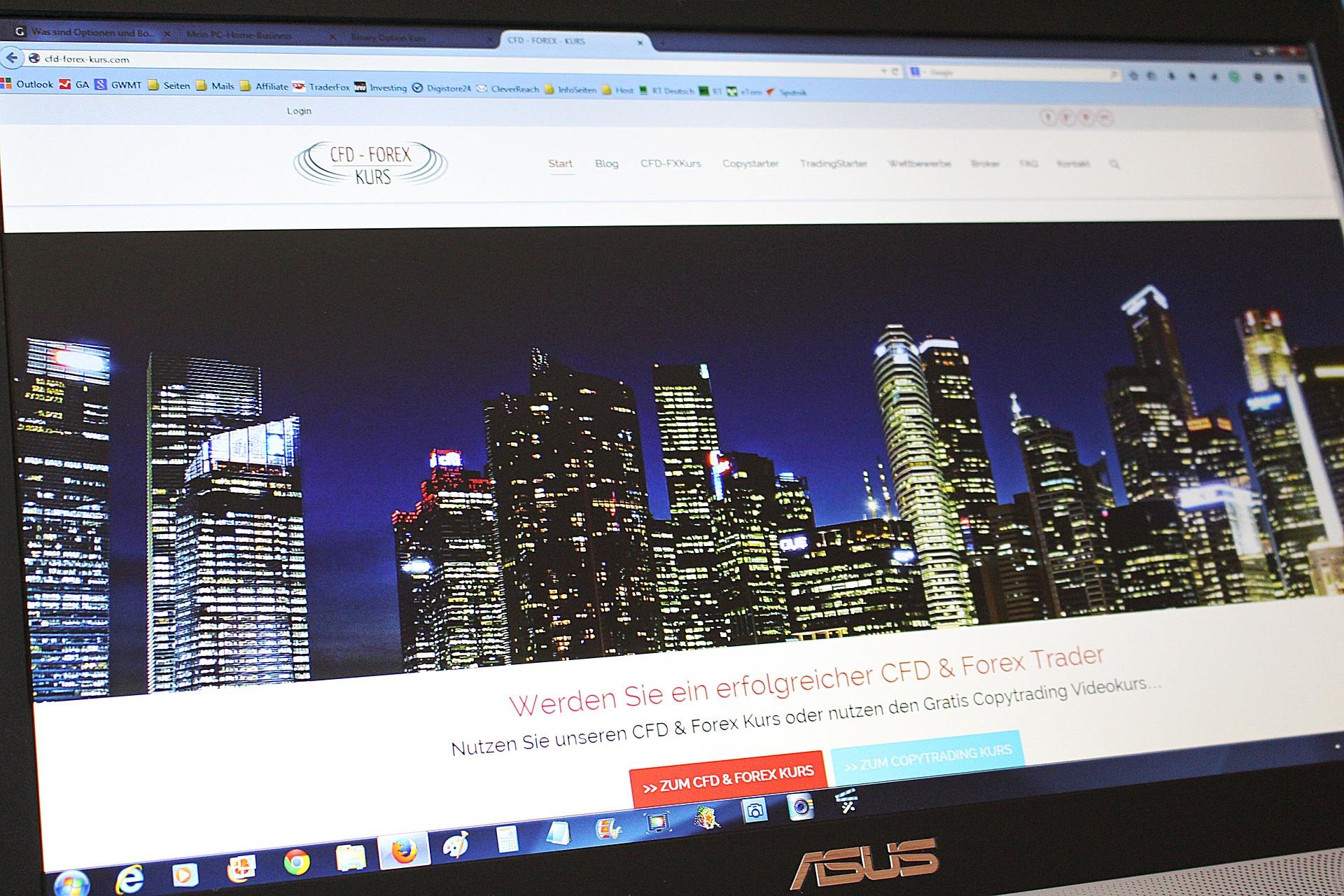 site web multilingue