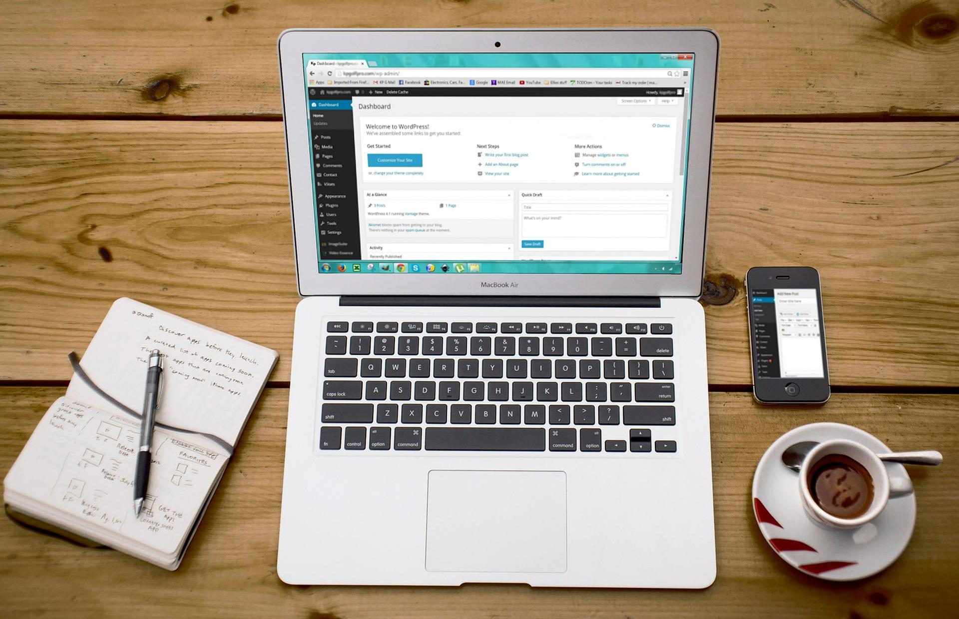 Quelques astuces pour la création de votre site internet