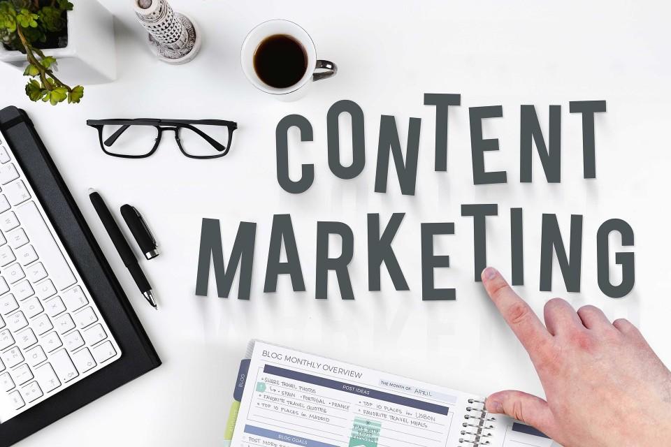 content marketing en 2 mots